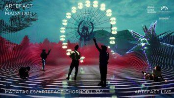 La Primera Exposición de un Chornóbil Virtual se Presentó Durante la Pandemia de COVID-19